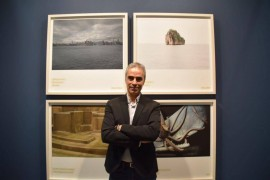 Azimut Yachts con Francesco Jodice al Mia Photo Fair