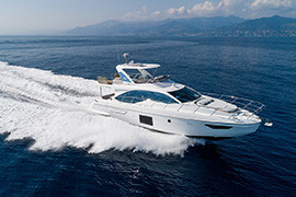 Sale of Azimut luxury yachts and motor boats | Find the