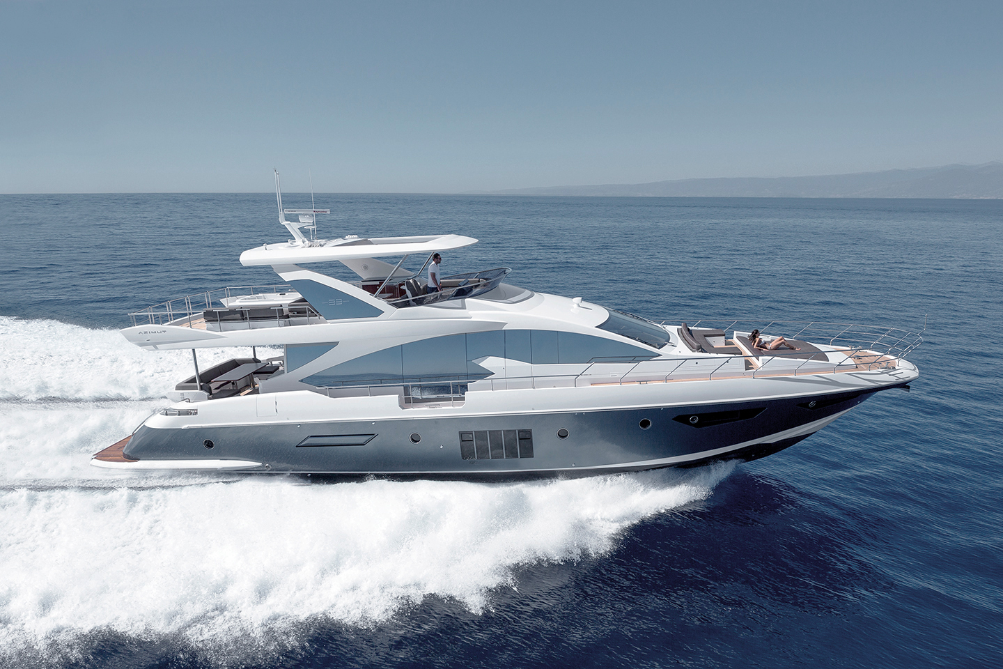 Azimut 83 | Azimut Yachts official | Luxury yacht sales