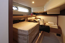 Azimut Magellano 43 - Utility Room Storage Version