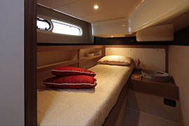 Azimut Magellano 43 - Utility Room Cabin Version