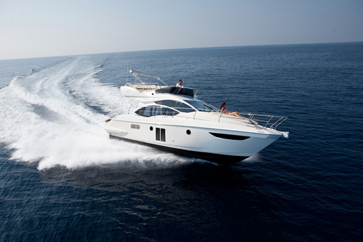 Access the Azimut Yachts premium area to