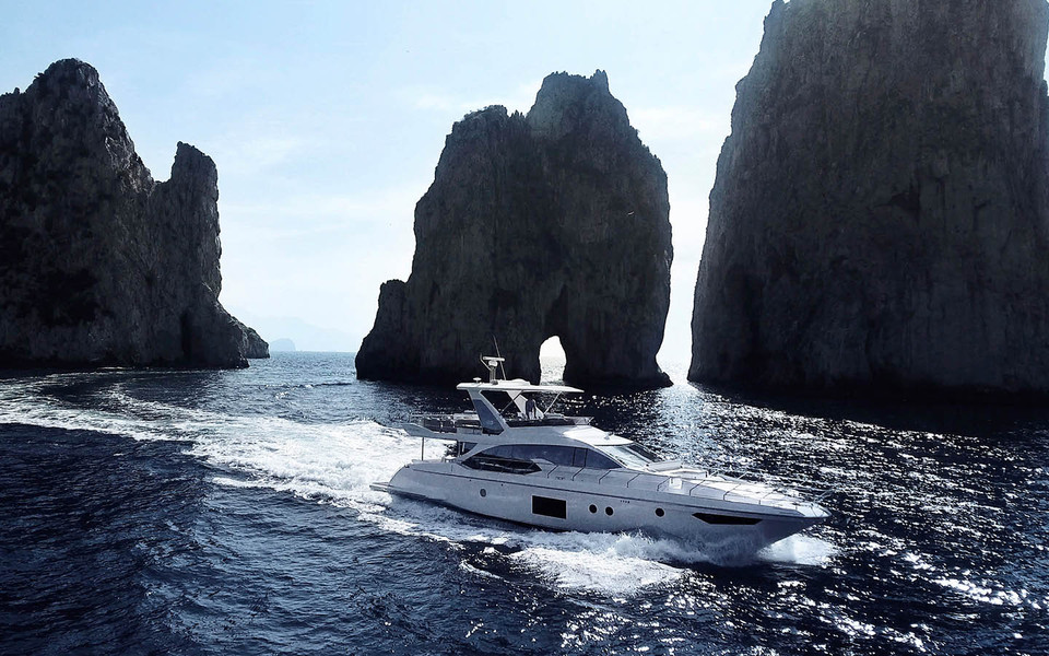 Most technologically Advanced Yacht