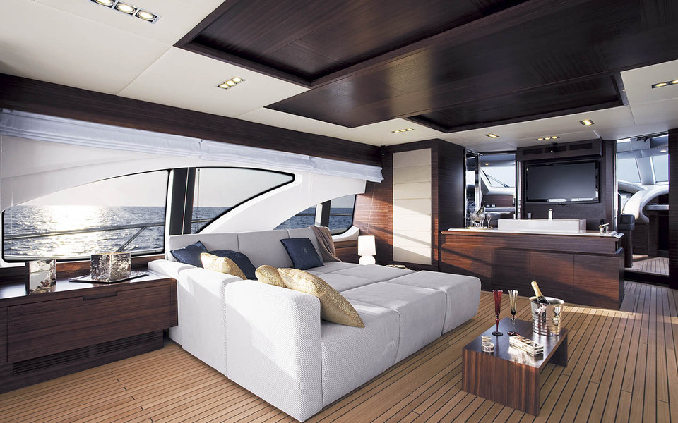 Yacht Interior Design azimut | azimut yachts official | luxury yacht sales
